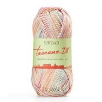 Sirdar Toscana DK 100g - RRP £7.03 - OUR CLEARANCE PRICE £2.25